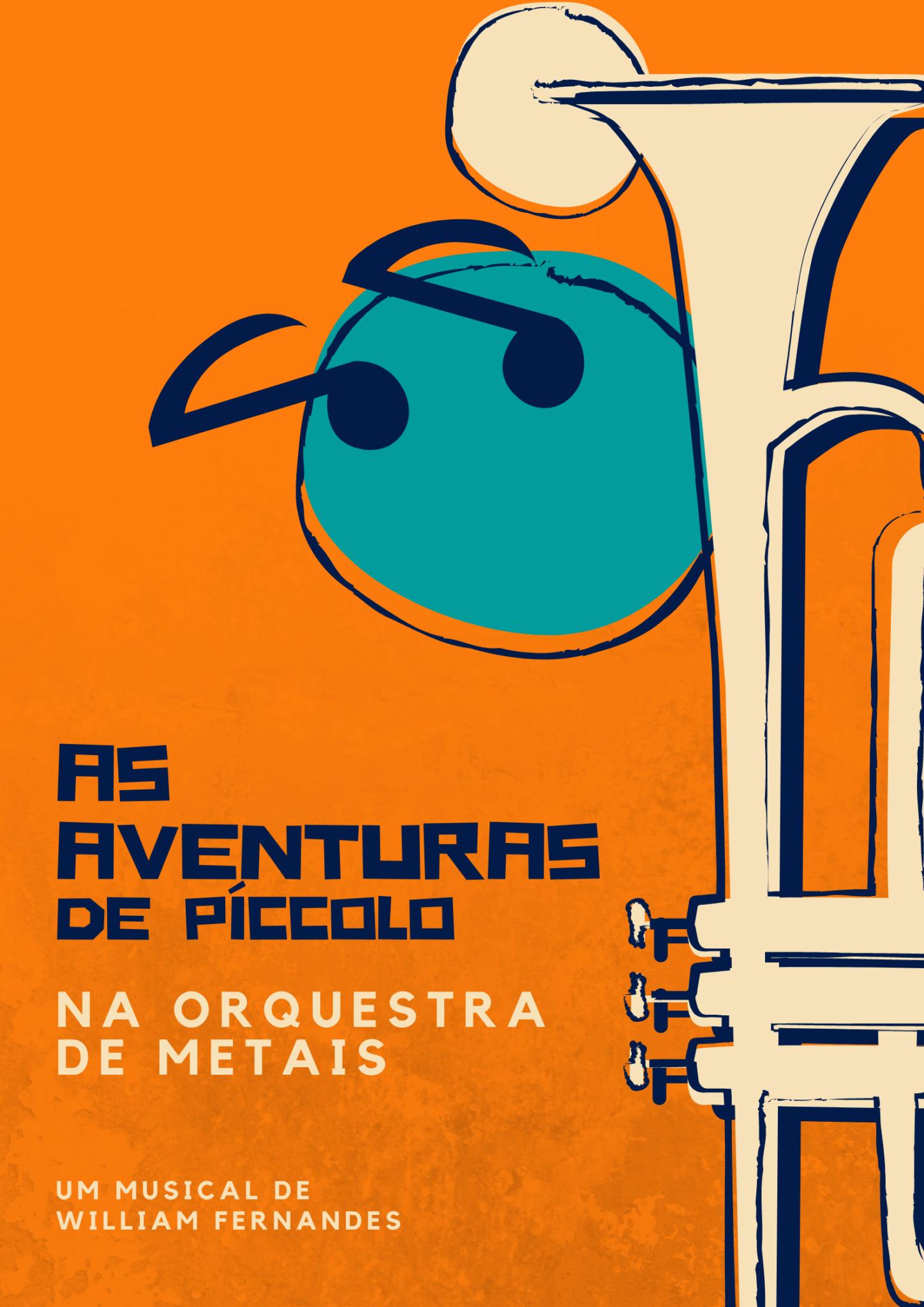 As Aventuras de Pícollo na Orquestra de Metais