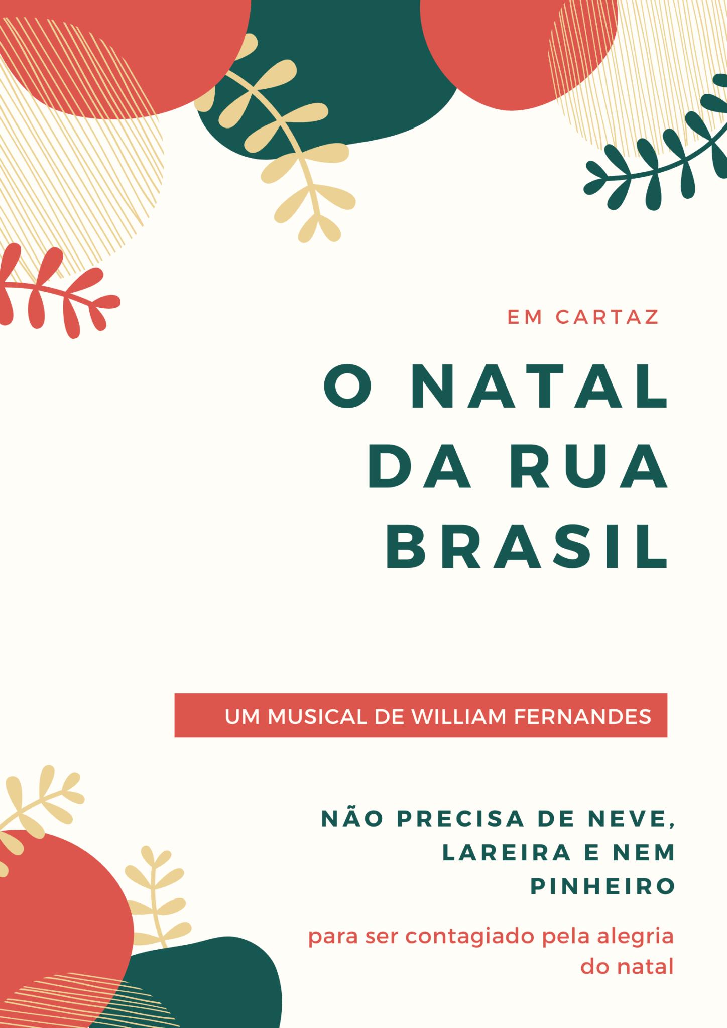 O Natal da Rua Brazil