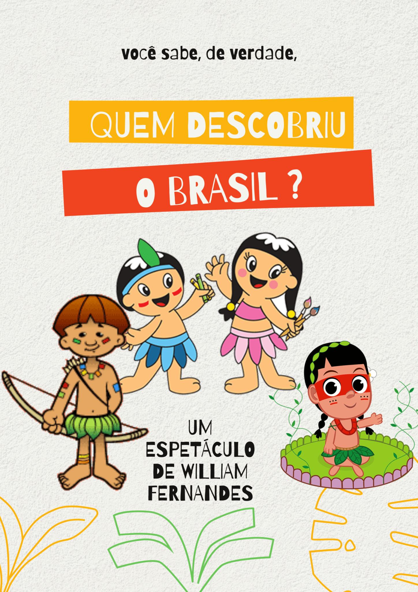 Quem Decobriu o Brasil?