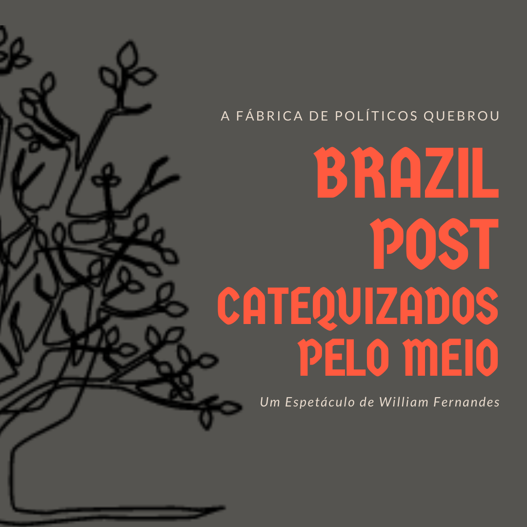 Brazil Post - Catequizados Pelo Meio